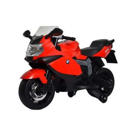 Motorka elektrická BEC 6011 BMW K1300 BUDDY TOYS červená