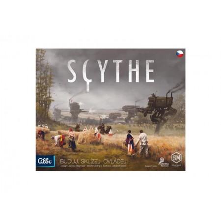 Hra stolná Albi Scythe: Základní hra