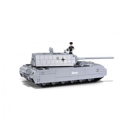 Stavebnica Cobi 3024 World of Tanks SdKfz 205 Panzer VIII MAUS