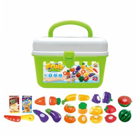 Ovocie a zelenina G21 v kufríku