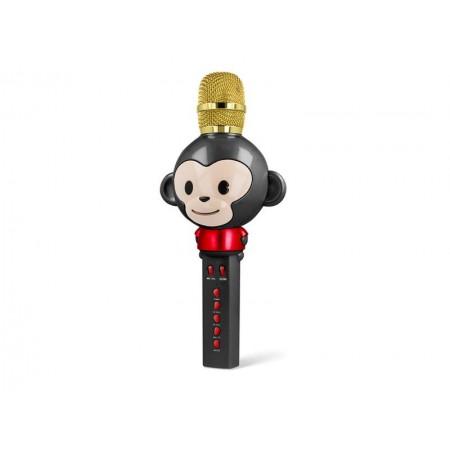 Karaoke mikrofón FOREVER AM-100 BLACK