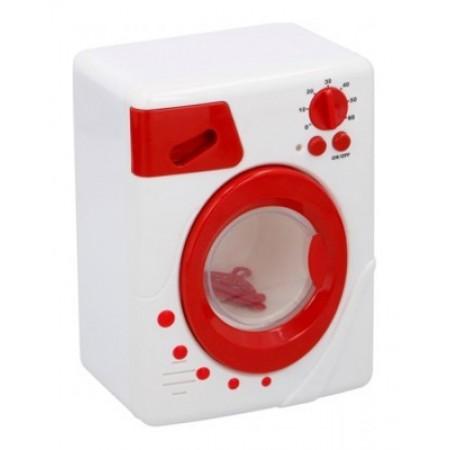 Detská práčka TEDDIES so zvukom a svetlom 19 cm