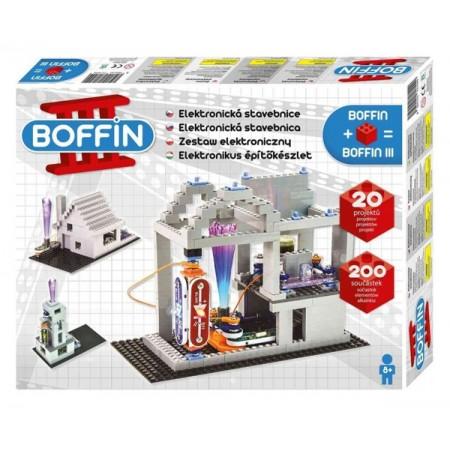 Stavebnica elektronická BOFFIN III BRICKS
