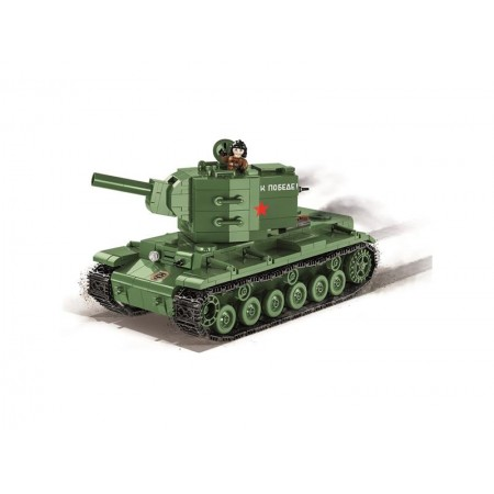 Stavebnica Cobi 3039 World of Tanks KV-2 Kliment Voroshilov