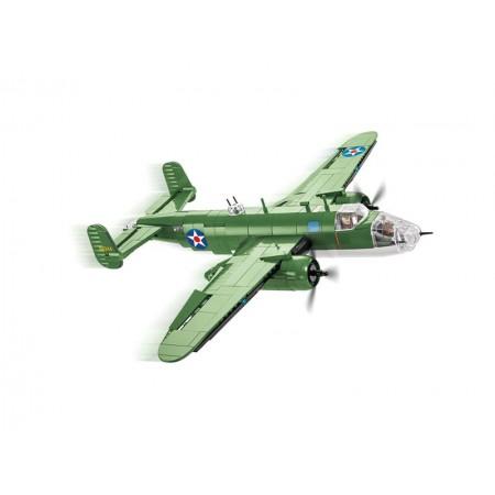 Stavebnica COBI 5713 Small Army II WW North American B-25 B Mitchell