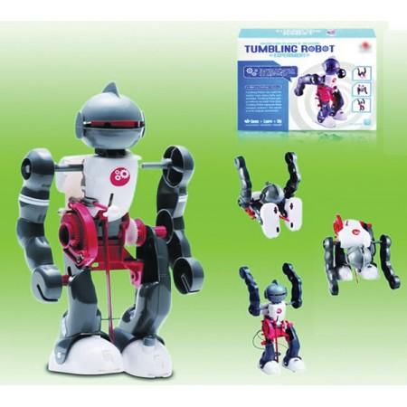 Tumbling robot - padajúci vstávajúci tancujúci robot