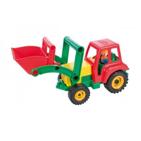 Traktor LENA s lyžicou 35 cm