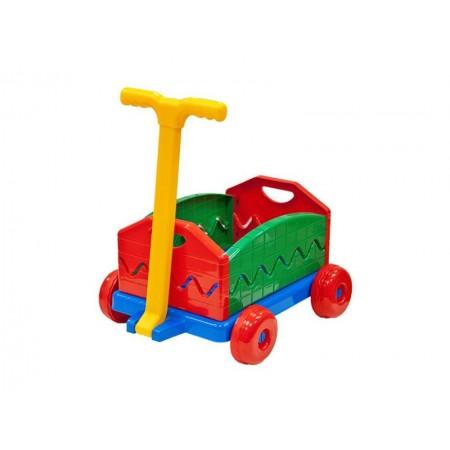 Vozík LENA detský 40 cm rozkladací s rukoväťou