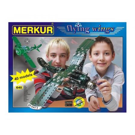 Stavebnica MERKUR FLYING WINGS