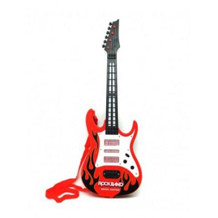 Gitara elektrická detská 54 cm