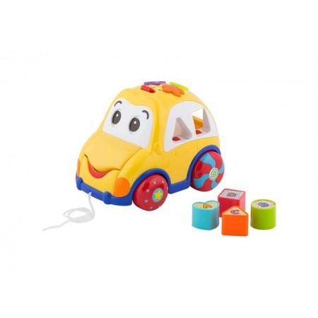 Hračka BUDDY TOYS Auto vkladačka BBT 3520