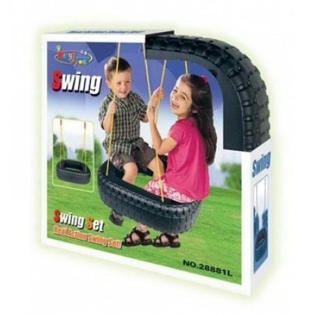 Hojdačka pneumatika hranatá G21 detská