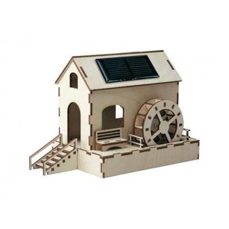 Solárny vodný mlyn