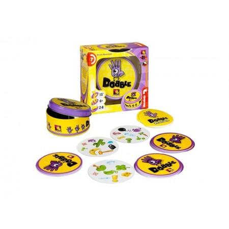 Hra stolná Dobble: Základná hra