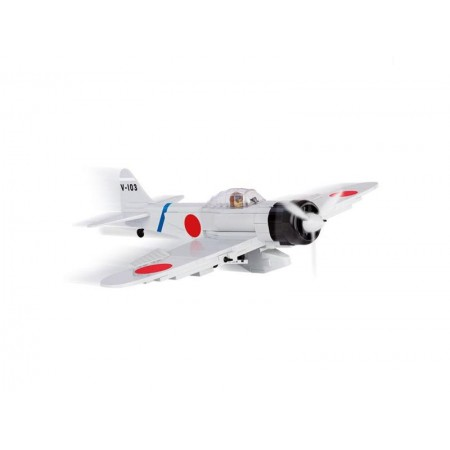 Stavebnica COBI 5515 WWII Mitsubishi A6M2 Zero