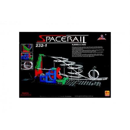 Stavebnica guličková dráha Space Rail 232-1