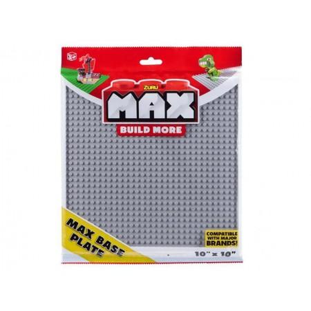 Stavebnica Max Build More: podložka na stavanie 26x26cm