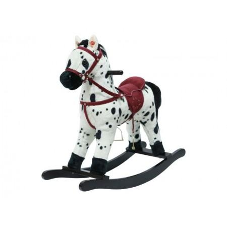 Detský hojdací kôň TEDDIES 71 cm