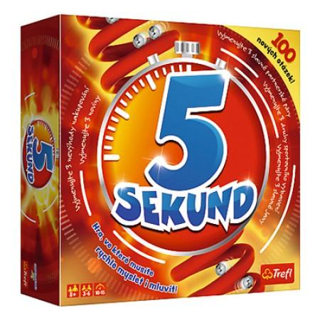 Hra stolná TREFL 5 SEKUND