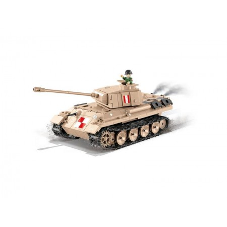 Stavebnica COBI 3036 World of Tanks Panther V Varšavské povstanie 505 k, 1 f