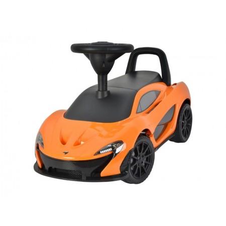 Odrážadlo BUDDY TOYS BPC 5144 McLaren P1 oranžové