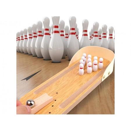 Hra stolná 4L mini bowling