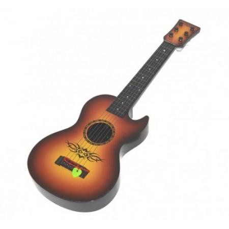 Detská gitara s trsátkom WIKY 59cm