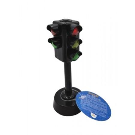 Detský semafor TEDDIES so zvukom a svetlom 12 cm