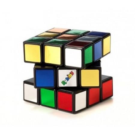 Rubikova kocka TEDDIES metalická