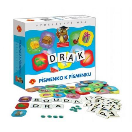Hra vzdelávacia PEXI Písmenko k písmenku