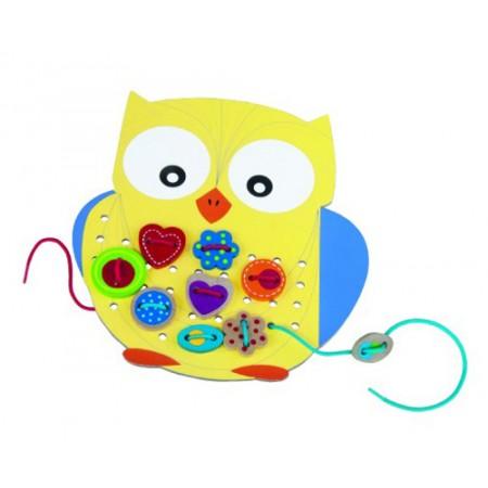 Detská kreatívna hra DETOA Vyšívanie pre najmenších