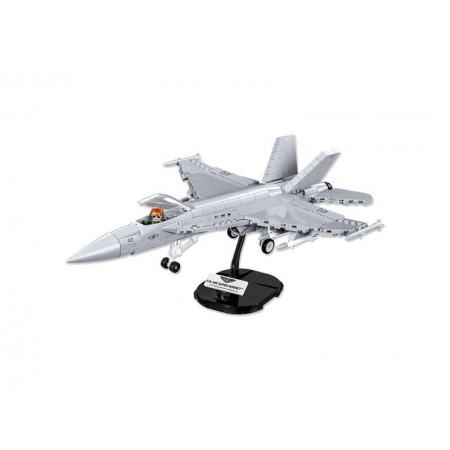 Stavebnica COBI 5804 TOP GUN F/A-18E Super Hornet