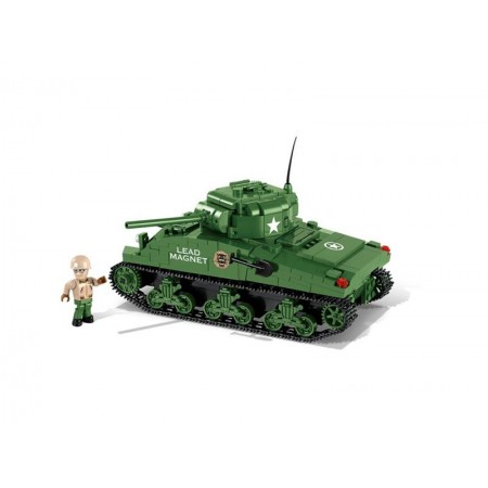 Stavebnica COBI 3007 World of Tanks M4 Sherman