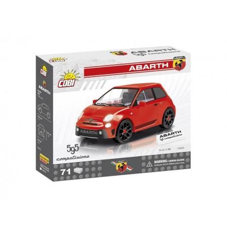 Stavebnica COBI 24502 Fiat Abarth 595, 1:35