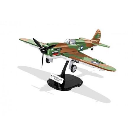 Stavebnica COBI 5706 WWII Curtiss P-40E Warhawk, 1:35