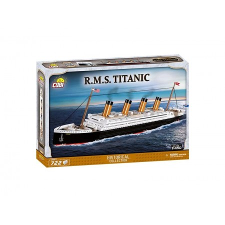 Stavebnica COBI 1929 Titanic 1:450