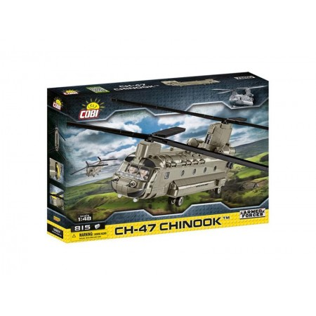 Stavebnica COBI 5807 Armed Forces CH-47 Chinook, 1:48