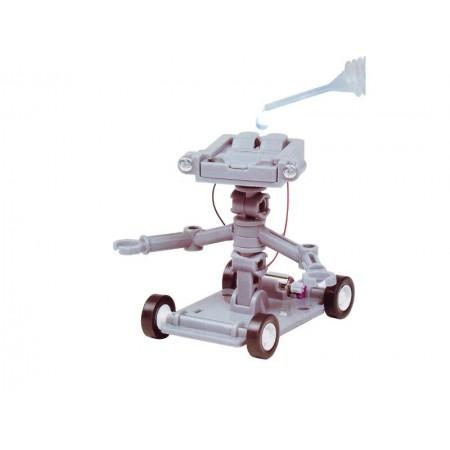 Stavebnica Robot na pohon slanou vodou