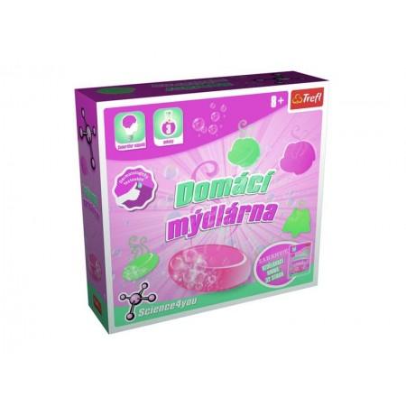 Hra experimentálna TREFL SCIENCE4YOU DOMÁCA MYDLÁREŇ