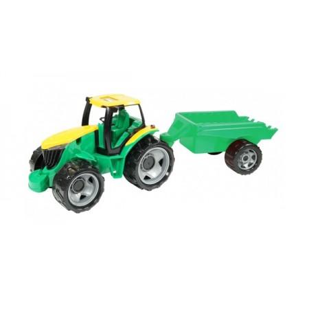 Traktor LENA s prívesom 94cm
