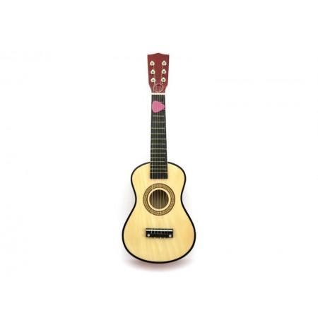 Detská gitara klasická TEDDIES drevená